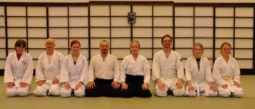 Gradering 2012-06-19 Gruppbild