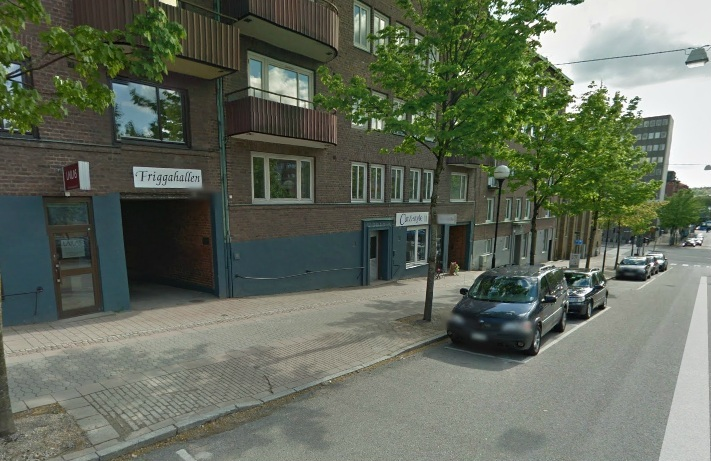 Borås Aikidoklubb på Yxhammarsgatan 28